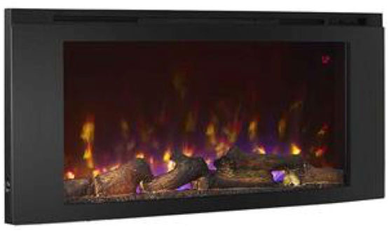 Electric Fireplace Insert 48HF320FGT