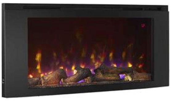 Electric Fireplace Insert 36hf320fgt Kabri Products